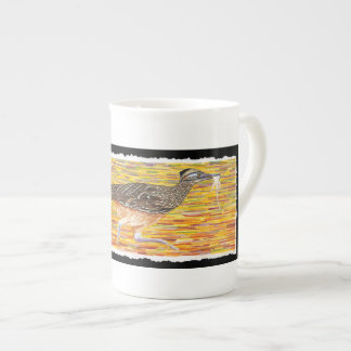 Roadrunner with Lizard Coffee/Tea Cup