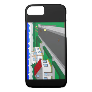 Roads and building of houses Case-Mate iPhone case