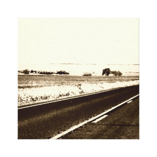 Roads Less Traveled Canvas Print