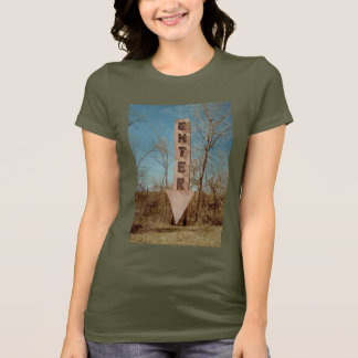 roadside attraction t-shirt