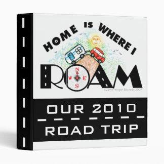 Roadtrip Photo Binder