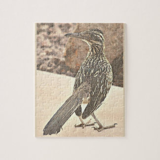 Roady Roadrunner Photo 8x10 Puzzle