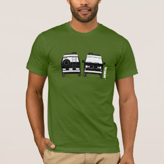 ROAM Apparel Overland Campervan T-Shirt