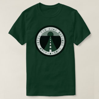 roam until the road becomes home T-Shirt