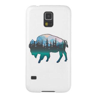 Roaming Yellowstone Galaxy S5 Case