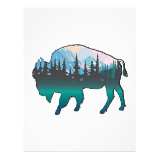 Roaming Yellowstone Letterhead
