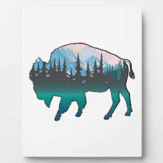 Roaming Yellowstone Plaque