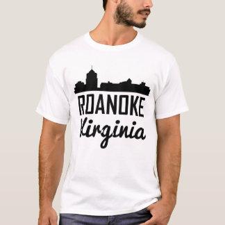 Roanoke Virginia Skyline T-Shirt