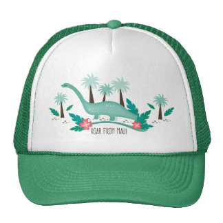 """Roar from Maui"" Hat"