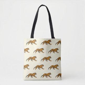Roar! I'm a Tiger! - tote bag