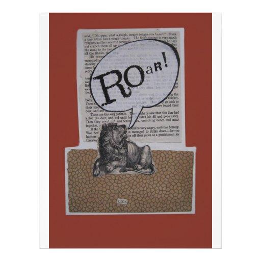 roar letterhead
