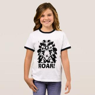 ROAR! RINGER T-Shirt