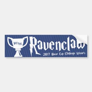 #Roaravenclaw House Cup Winner Bumper Sticker