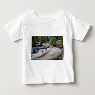 Roaring Colorado Ouzel Creek Baby T-Shirt