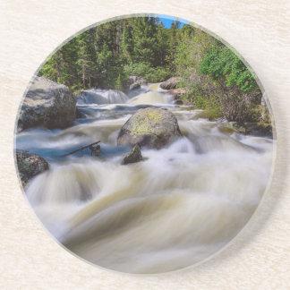 Roaring Colorado Ouzel Creek Beverage Coaster