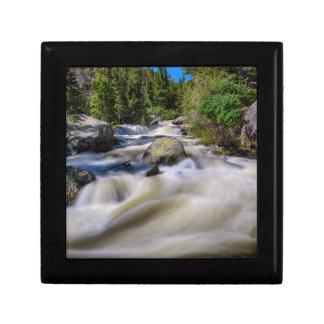 Roaring Colorado Ouzel Creek Gift Box