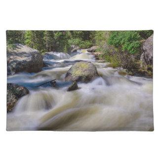 Roaring Colorado Ouzel Creek Placemat