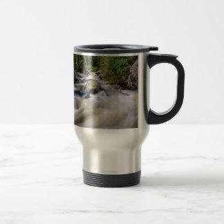 Roaring Colorado Ouzel Creek Travel Mug