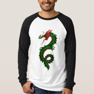 Roaring Dragon Long Sleeved Shirt