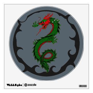 Roaring Dragon Wall Decal