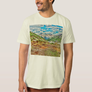 Roaring Fork Headwater No. 1 Men's Organic Tee