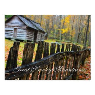 Roaring Fork Motor Trail Homestead Postcard