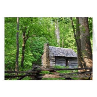 Roaring Fork Nature Trail, Smokies Card