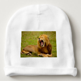 Roaring Lion Baby Beanie