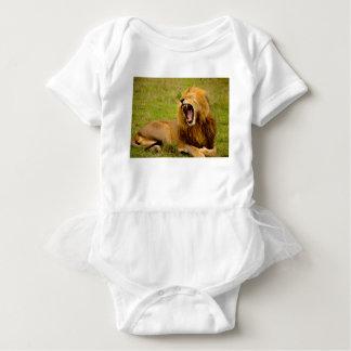 Roaring Lion Baby Bodysuit