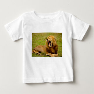 Roaring Lion Baby T-Shirt