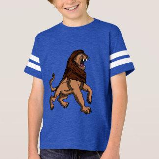 Roaring Lion Cartoon Shirt