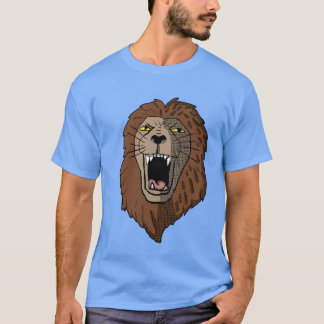 Roaring Lion Head Shirt