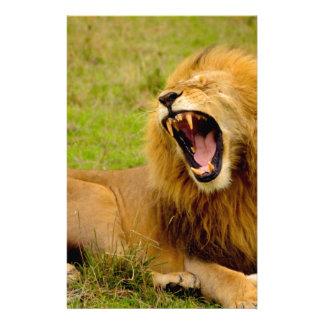 Roaring Lion Stationery