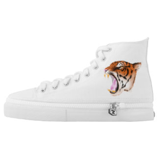 Roaring Tiger High Tops