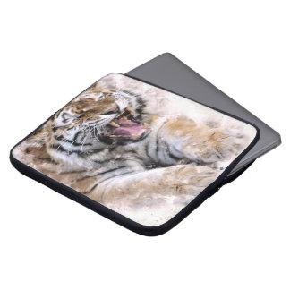 Roaring Tiger Laptop Sleeve