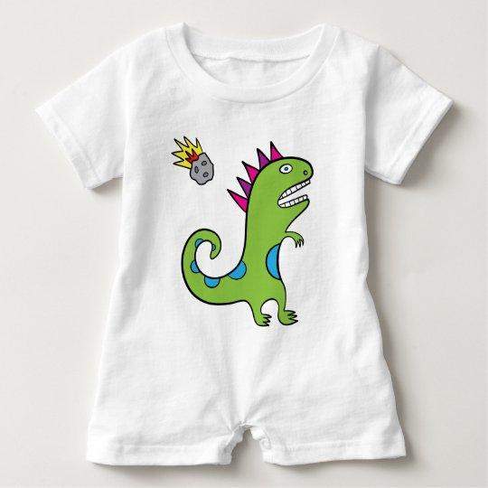 Roary the T-Rex - Baby Romper