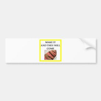 roast beef bumper sticker
