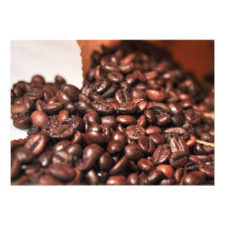 Roasted-coffee-bag1960 COFFEE BEANS GOOD MORNING H Personalized Announcement
