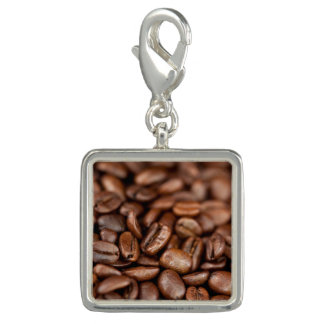 Roasted Coffee Beans Charm
