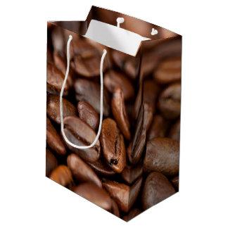 Roasted Coffee Beans Medium Gift Bag