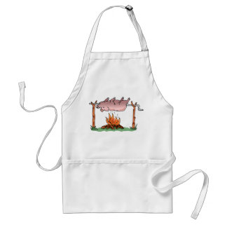 Roasting Pork Apron