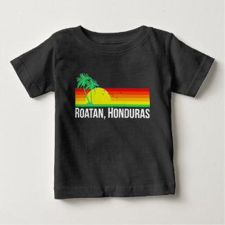 Roatan Honduras Baby T-Shirt