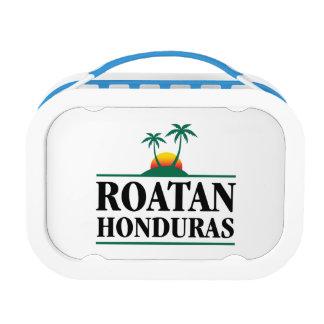Roatan Honduras Lunch Box