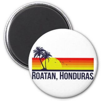 Roatan Honduras Magnet