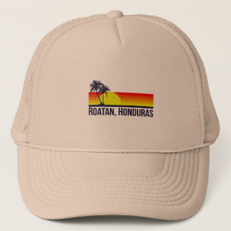 Roatan Honduras Trucker Hat