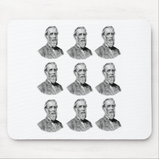 ROB LEE rows Mouse Pad