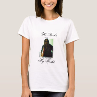 Rob Mazurek Collection- Womens Fan T-Shirt !