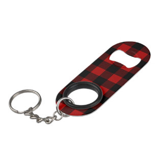 Rob Roy Mini Bottle Opener with Keychain