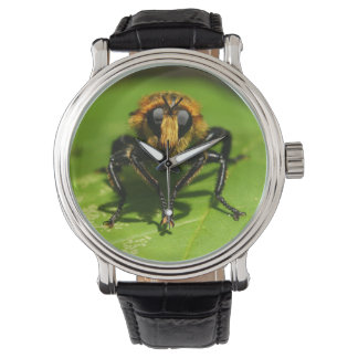 Robber Fly Wristwatches