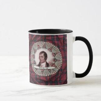 Robbie Burns Highland mug